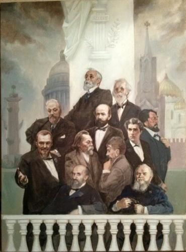 Выдающиеся адвокаты царской России