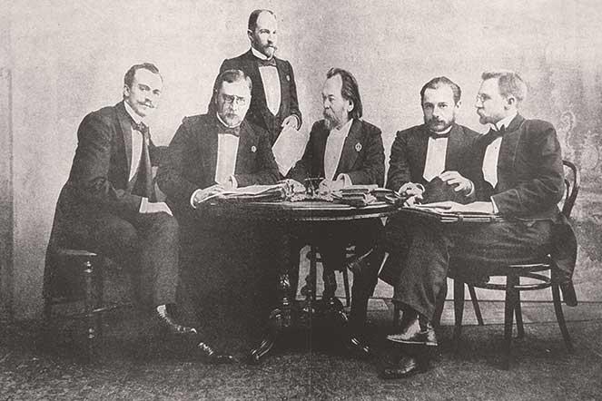 Присяжные поверенные царской России